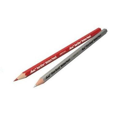 Markal 96105 Red-Riter/Silver-Streak Welder Pencil, 1 Red-Riter and 2 Silver