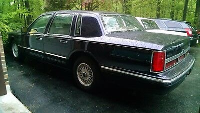 1997 Lincoln Town Car 5 450 00 Picclick