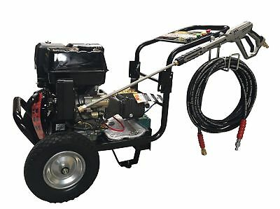 High Pressure / Power Washer Cleaner 4000Psi 15Hp Electric Start *free Delivery*