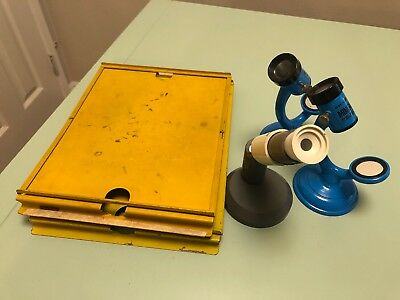 Grain Focuser And 8 By 10 Easel