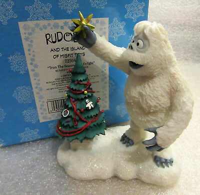 Rudolph and the Island of Misfit Toys ~ Trim the Season with Delight ~ Figurine