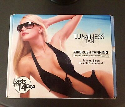 Luminess Airbrush Tanning System RRP $193
