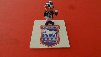 Andy Capp  Figure   Andy Supports Ipswich Town Figurine Schleich Very Rare