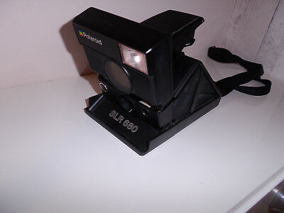 Vintage Polaroid Slr 680 Land Camera Loft Find Untested