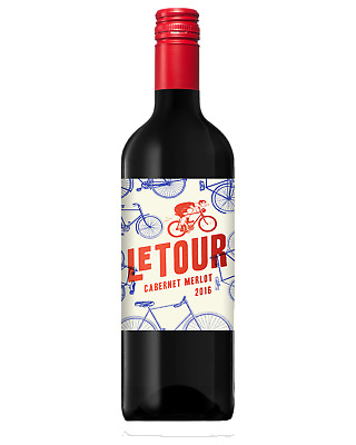 Le Tour Cabernet Merlot Red Wine 750mL case of 6