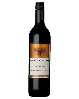 Voyager Estate Girt By Sea Cabernet Merlot Red Wine Margaret River 750mL case of