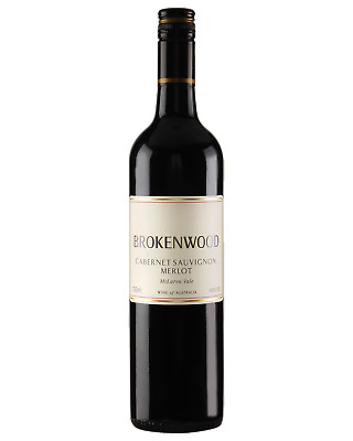 Brokenwood Cabernet Merlot Red Wine McLaren Vale 750mL case of 6