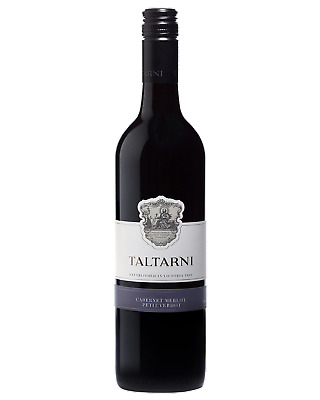 Taltarni Cabernet Merlot Petit Verdot Red Wine Pyrenees 2013 750mL case of 6