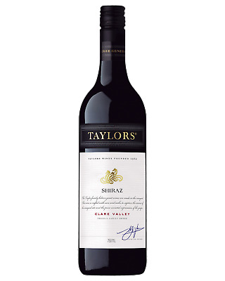Taylors Estate Shiraz 2009 Red Wine Clare Valley 750mL bottle