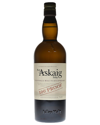 Port Askaig Islay 100? Proof Single Malt Scotch Whisky 700mL bottle