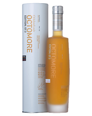 Bruichladdich Octomore 7.3 Scotch Whisky 700mL bottle