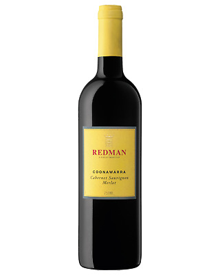 Redman Cabernet Merlot Red Wine Coonawarra 750mL case of 6