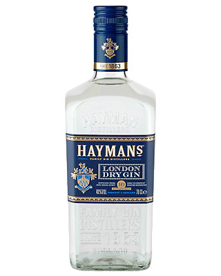 Hayman's London Dry Gin 700mL Spirits bottle