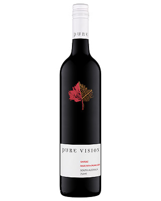 Pure Vision Shiraz Red Wine Adelaide 750mL bottle