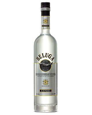 Beluga Noble Vodka 700mL Spirits bottle