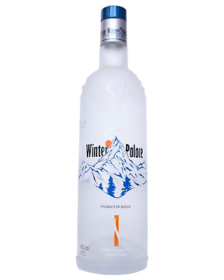 Winter Palace Vodka 700mL Spirits bottle