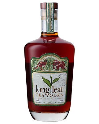 LongLeaf Tea Vodka 700mL Spirits bottle