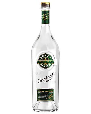 Green Mark Vodka 700mL Spirits bottle
