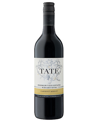 Franklin Tate Estates Cabernet Merlot Red Wine Margaret River 750mL case of 6