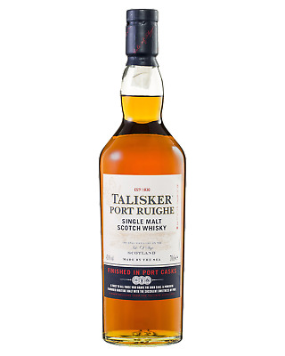 Talisker Port Ruighe Scotch Whisky 700mL case of 6