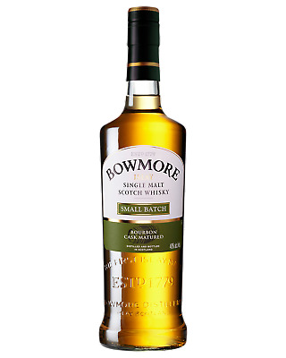 Bowmore Small Batch Scotch Whisky 700mL case of 6