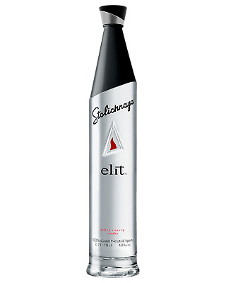 Stolichnaya elit Vodka 700mL Spirits bottle