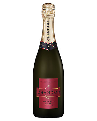 Chandon Sparkling Pinot Shiraz Champagne Sparkling Yarra Valley 750mL case of 6