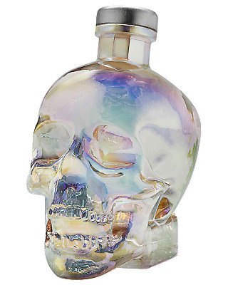 Crystal Head Aurora Vodka 700mL Spirits case of 6