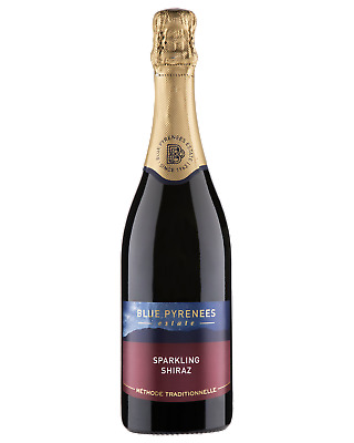 Blue Pyrenees Sparkling Shiraz Champagne Sparkling 750mL case of 6