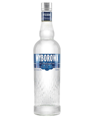 Wyborowa Vodka 700mL Spirits bottle