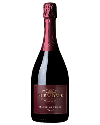 Bleasdale Sparkling Shiraz Champagne Sparkling Langhorne Creek 750mL case of 6