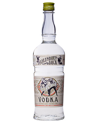 Aylesbury Duck Vodka 700mL Spirits case of 6