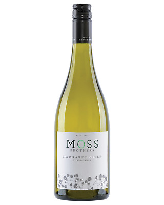 Moss Brothers Chardonnay 2016 White Wine Margaret River, WA 750mL case of 12