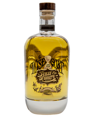 Billy Goat's Gin Wise Old Goat Spirits bottle