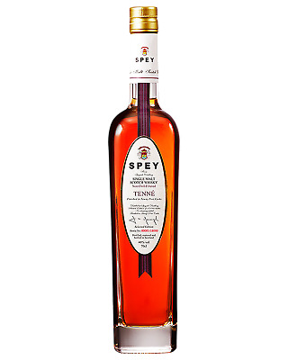 Spey Tenne Single Malt Whiskey 700mL Whisky Speyside Cork bottle
