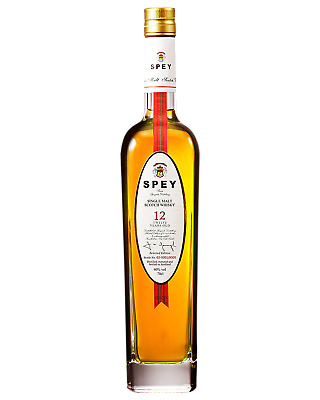 Spey 12 Year Old Single Malt Whiskey 700mL Whisky Speyside Cork bottle