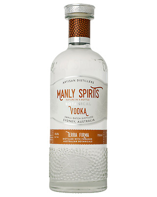 Manly Spirits Terra Firma Botanical Vodka 700mL bottle
