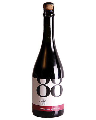 Label 88  Sparkling Shiraz Non Vintage Champagne Sparkling 750mL case of 6