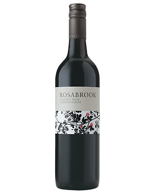 Rosabrook Cabernet Merlot 2015 Red Wine Margaret River Screw Cap 750ml case of 6