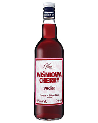 Wisniowa Cherry Vodka 700mL Spirits bottle