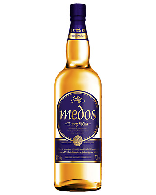 Medos Honey Vodka 700mL Spirits bottle