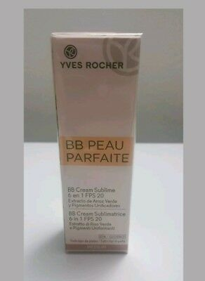Bb Cream Sublimatrice Colore Medium Pelle Idrata Protegge Yves Rocher