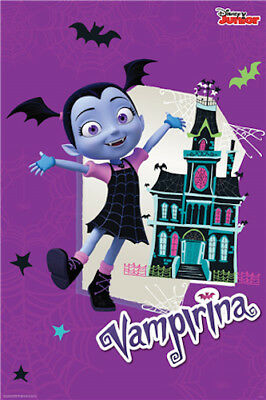 Vampirina - House POSTER 61x91cm NEW Vampirina Vee Hauntley Disney Junior