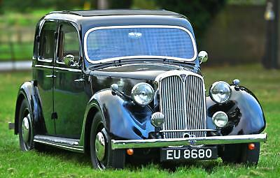 1947 Rover 12 Saloon 1.5 litre
