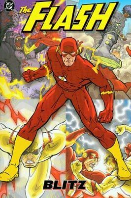 The Flash: Blitz (Flash (DC Comics)) by Johns, Geoff Book The Cheap Fast Free