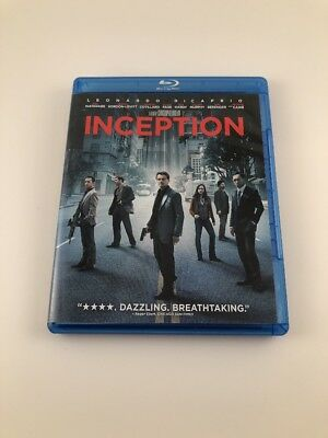 Inception (Two-Disc Edition) [Blu-ray] Blu-ray