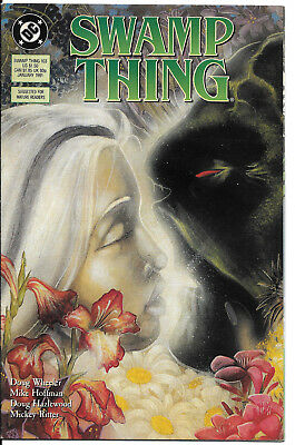 SWAMP THING Issue #103 VERY FINE+ (2nd Series) - DC Comics Jan 1991