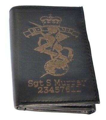 e0d38296 Reme Royal Electrical & Mechanical Engineers Army Personalised Gift Wallet