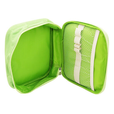 Portable First Aid Pouch Bag Travel Outdoor Emergency Storage Case Organizer LG