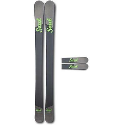 Soul Green Women * Freeride - All Mountain Ski * 158 cm